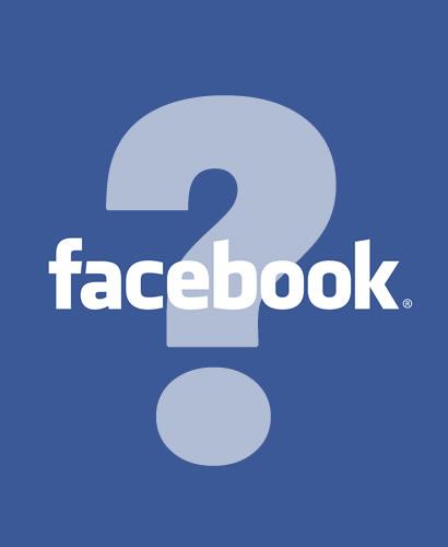 Facebook-Question