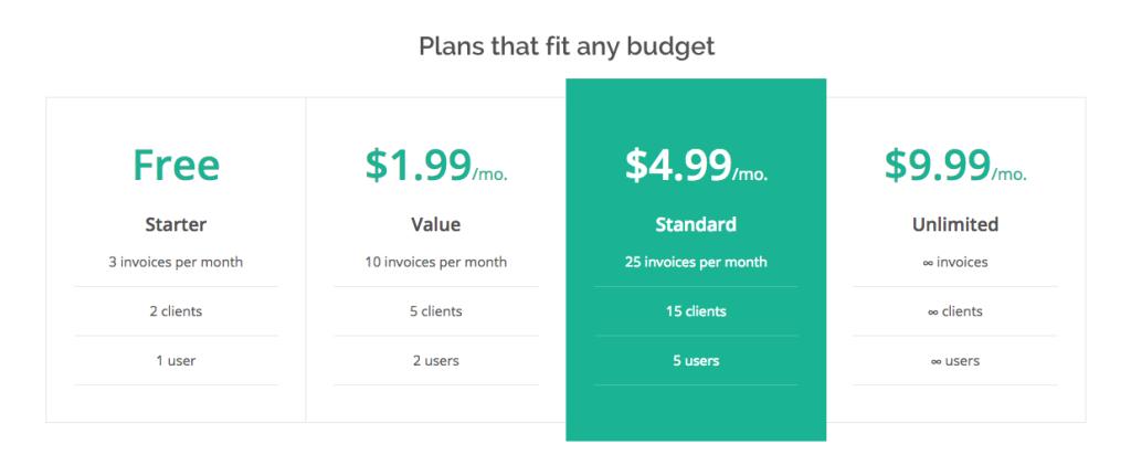 Bill Flight Pricing & Plans