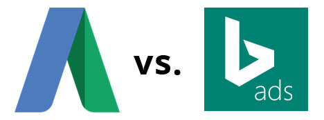 bing ads adwords differences