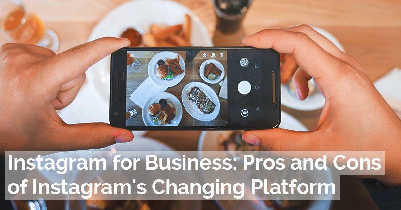 Instagram for Business - Header