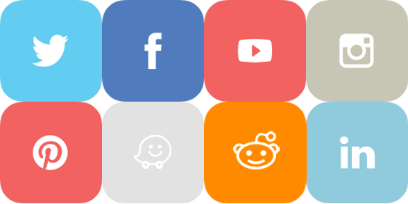 social-ad-icon-set