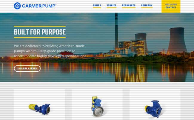 Carver Pump