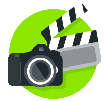 Video & Photography icon